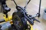 Tubo elettrico elettrico Threader (SQ50C) della tagliatrice del filetto di tubo