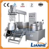 Máquina de emulsión del mezclador del vacío para hacer el lápiz labial/la crema/el cosmético/el ungüento