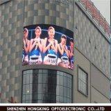 Piscina P10-2s Billboard de la pantalla LED de publicidad