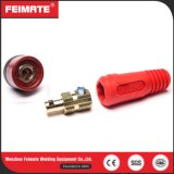 Сертификация CE красный, которая составила 35-50 кабельный разъем