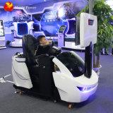 De drijf het Rennen van de Motie van het Spel van Vr van de Nieuwe Technologie van de Simulator van de Auto 9d Fabriek van de Simulator