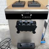 Gefrorener Joghurt-Eiscreme-Maschine mit Kegel-Halter