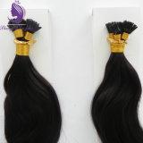Punta superiore di U, mi capovolgo, capelli del chiodo, l'estensione piana dei capelli umani di punta (IT04)