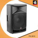 10 Zoll PROpa-Systems-Plastik-DJ-im Freien passiver Lautsprecher PS-2610