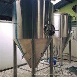 strumentazione del mestiere 1000L per la micro pianta di fermentazione della fabbrica di birra della birra di Brewpub