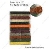 Перезапись для Fly материала - обвязки оленя волосы УФ перезапись с высоким качеством