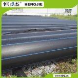PE4710 tubulação do HDPE de 10 polegadas para a tubulação Malaysia do HDPE do preto da fonte de água da classe da fonte de água PE100
