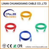 Netz-Kabel-Steckschnür UTP Cat5e 1m