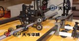 Vollautomatischer vertikaler heißer Messer-Film-lamellierende Maschine [GFM-126SCR]