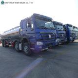 Rimorchio del camion della petroliera di trasporto 30m3 di HOWO 8*4