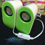 Grüne Qualität Mini-USB-Lautsprecher