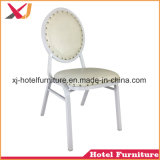 도매업자 연회 호텔을%s 알루미늄 결혼식 의자는 사용했다