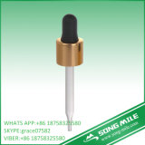 Nitril-Gummi-Tropfenzähler mit 18/415 Metallmuffe