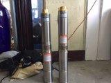 Edelstahl-Mehrstufenreinigungs-Pumpen-versenkbare Pumpen-tiefe wohle Pumpe