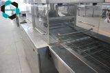 Коммерческое использование автоматической шоколад Enrobing смягчении машину для печенья вафельной конфеты покрытие