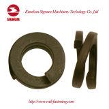 De drievoudige Wasmachine van het Spoor van de Spiraalvormige Lente van de Rol Gespleten