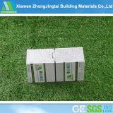 Verde/fogo à prova de calor/SGS-certificação painéis de parede de cimento do tipo sanduíche de EPS/Boards