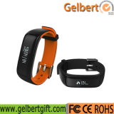 P1 Armband van de Sporten van Bluetooth van het Registreertoestel van de Bloeddruk de Waterdichte voor Mobiele Telefoon