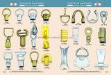 تصميم جديدة صغيرة نمط مقبض جهاز معدن تركيب لأنّ حقيبة