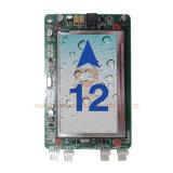 Kundenspezifisches Höhenruder LCD-Bildschirm-Höhenruder zerteilt Auflösung 480X272 (SN-DPPL-04301)