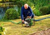 """1 """" Vergasermotor-Trinkwasser-Absaugung-Entwässerung-Pumpe"""