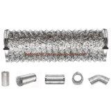 """Tubo de aluminio flexible (2""""-20"""")."""