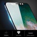[موبيل فون] إستعمال و [6د] [5د] يليّن زجاج لأنّ [إيفون] متوافق هاتف نموذج [5د] شاشة مدافعة لأنّ [إيفون] [إكس] بيضاء وسوداء