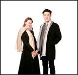 Los hombres y mujeres nuevos de lujo de moda bufanda chal de Cachemira de lujo