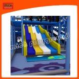 A fábrica fez grande área de jogo Playground Coberto