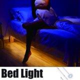 Светодиодный индикатор движения кровать планку датчика гибкие активирован ночь белого цвета в теплую Новой