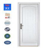 SwVA03合板のドアのベニヤのクルミの固体振動木のドア