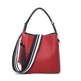 Nouvelle Mode PU Lady Handbag large Sac bandoulière Sac de godet