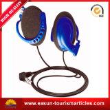 習慣によって印刷されるヘッドセットの使い捨て可能なイヤホーンの飛行機