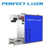 20W 30W de Draagbare Systemen van de Machine van Etcher van de Teller van de Laser van de Vezel van het Metaal