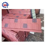 Anti-Rust Hoja de Metal corrugado techos coloridos plaqueta Teja