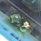 Tubo entrançado blindado Steel-Tape Fibra Cabo Óptico