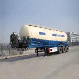 2018 Hot Sale 40cbm Maowo Transporteur de ciment en vrac citerne du camion remorque
