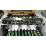A4 크기 종이 자르는 칼 기계 (130times/min)를 시트를 까는 롤