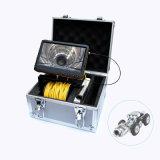 20-300m 7 Tuyau portable 1080P//vidange d'égouts/Caméra d'inspection de cheminée pour robot à chenilles