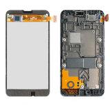 Schermo di tocco all'ingrosso della visualizzazione dell'affissione a cristalli liquidi del telefono mobile del AAA del grado per Nokia Lumia 530