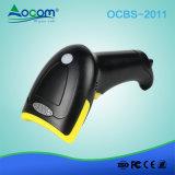 Scanner tenuto in mano del codice a barre 1d/2D con il basamento facoltativo (OCBS-2011)