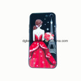 Mobile di caso di vetro TPU della principessa Shadow dell'OEM/cassa cellulari antisdrucciolevoli telefono delle cellule per il iPhone (6/7/8/6s/8s/X Plus/Xs Max/Xr/Xs/8plus)