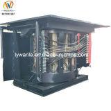 Châssis en acier de fréquence intermédiaire en acier de fonte de fer four à induction fabricant