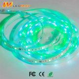 Striscia flessibile completa impermeabile della banda LED di RGB 60LEDs/M di colore di WS1903 SMD5050