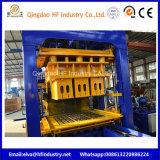 Bloc concret complètement automatique de brique de cendres volantes de Qt6-15 Hydraform faisant la machine