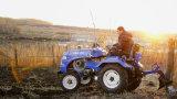 трактор фермы 12HP/15HP/16HP малый 4wheel, миниый трактор