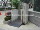 Доказанный CE выведенный из строя стационаром лифт подъема кресло-коляскы
