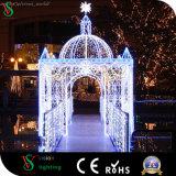 ロマンチックな結婚式の装飾のためのLED PVCケーブルストリングライト