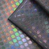 Glitter que Shinning o saco artificial gravado da bolsa que empacota o couro do plutônio