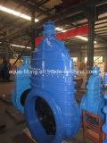 Vanne de porte en fer ductile DIN3352 F4 / F5 Douche souple assise